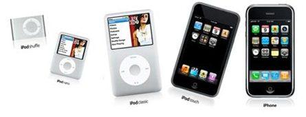 Die besten iPods der Welt