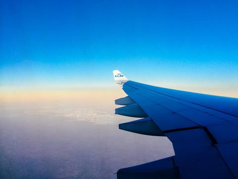 Flitterwochen: Anreise