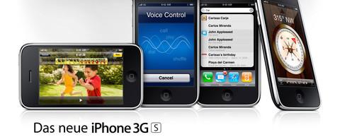 iPhone 3G S bei Swisscom ab 19. Juni - bestätigt