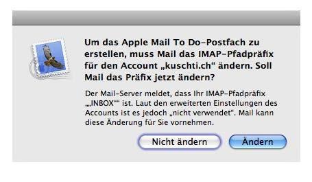 Mail.app: To-Do Postfach