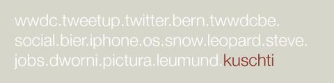 Tweetup zur WWDC heute Abend in Bern